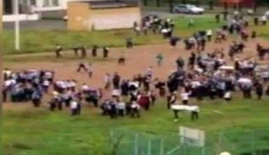 Rusya'da okulda silahlı ve baltalı saldırı, 4 yaralı
