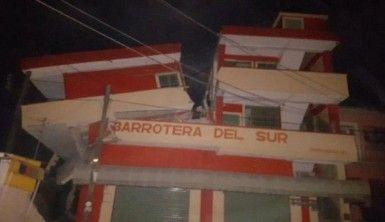 Meksika 8 şiddetindeki depremle sarsıldİ,5 ölü