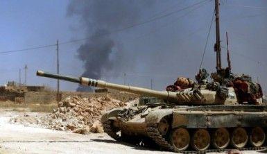 Irak güçleri Havice'yi Deaş'tan temizledi