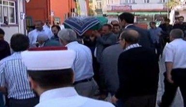 Fransa'da yangında ölen Türk kızı son yolculuğuna uğurlandı