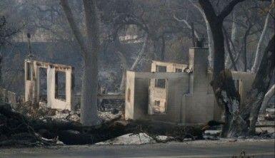 Kaliforniya'daki yangında ölü sayısı 36'ya yükseldi