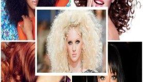 İkonik saç modelleri