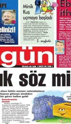 Ogün Gazetesi sayı: 19