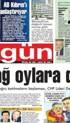 Ogün Gazetesi sayı: 22