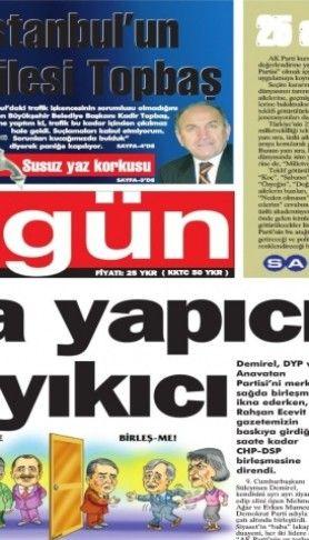 Ogün Gazetesi sayı: 20
