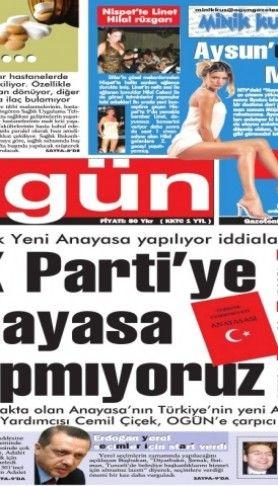 Ogün Gazetesi sayı: 55