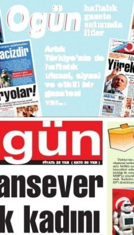 Ogün Gazetesi sayı: 29
