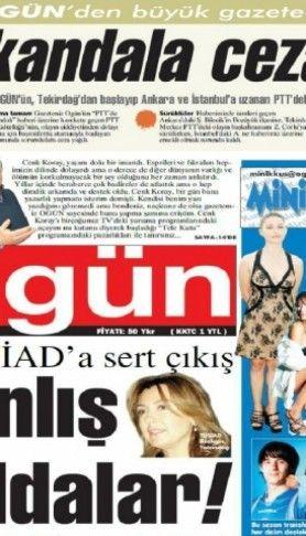 Ogün Gazetesi sayı: 95