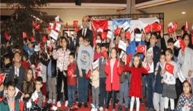 Bakırköy'de çocukların dilekleri gerçekleşti
