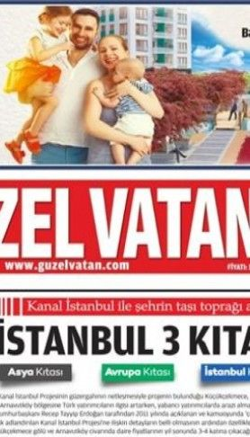 Güzel Vatan Gazetesi sayı:103