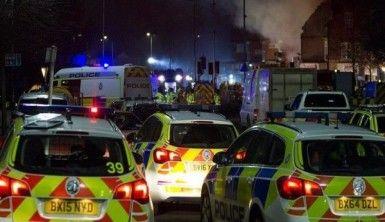 İngiltere'de patlama, 4 yaralı