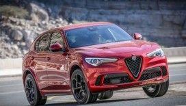 2018'in en iyi yeni otomobili, Alfa Romeo Stelvio