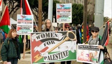 Binlerce kadın birlikte yürüdü