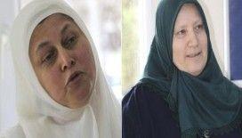 Kanser hastası iki kadının umre hayali gerçek oldu