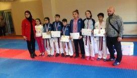 Okul Sporları Taekwondo Yıldızlar Ligi müsabakaları başladı