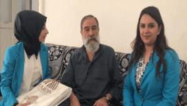 Mardin'li Süryaniler, Cumhurbaşkanı Erdoğan için dua etti