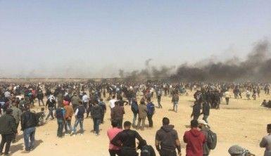 Gazze'de gerginlik, 113 yaralı