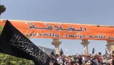 Filistin halkı hilafeti geri istiyor