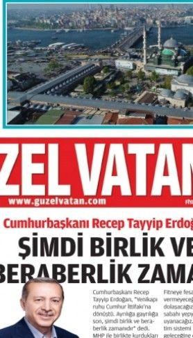 Güzel Vatan Gazetesi sayı:106