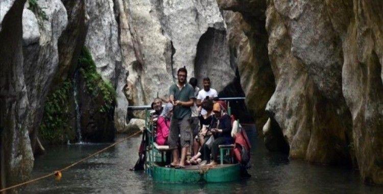 Mersin'in saklı cennetine ilgi artıyor