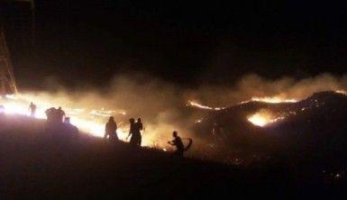 Gürcistan-Ermenistan sınırındaki yangın söndürülemiyor