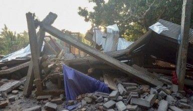 Depremin bilançosu ağır oldu