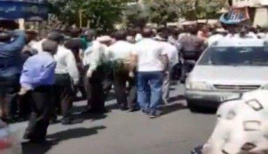 İran'daki protestolar büyüyor