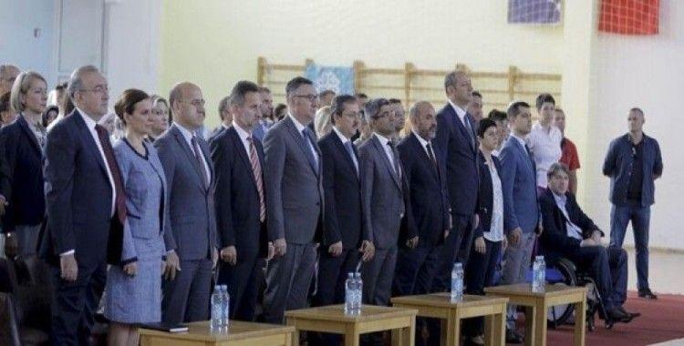 Bosna Hersek'teki TMV okulu yeni eğitim-öğretim yılına başladı