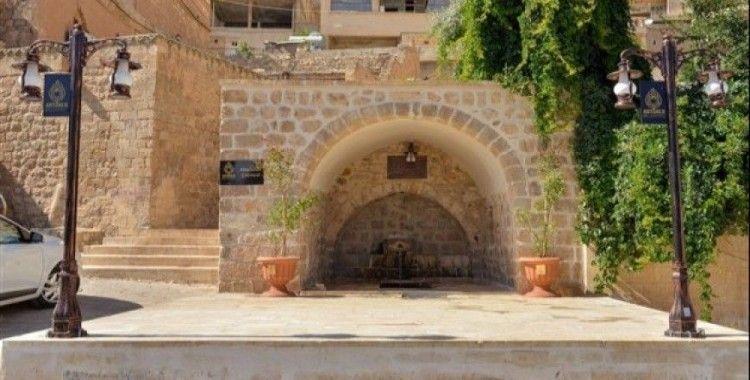 Mardin'de tarihi 6 çeşme restore edild