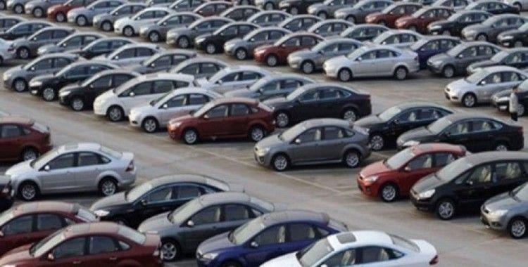 Otomobil satışları yüzde 32,55 azaldı