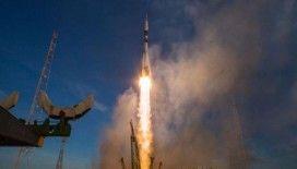 Yeni astronot ekibi Uluslararası Uzay İstasyonu'na ulaştı