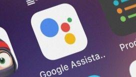 Google Asistan artık Türkçe