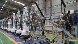 Yerli robotlar dünya standartlarını yakalayacak