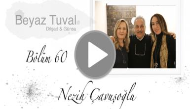 Nezih Çavuşoğlu ile sanat Beyaz Tuval'in 60. bölümünde