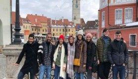 Erasmus projesiyle ülkeler arası dostluklar kuruldu