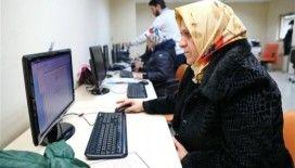 Başakşehirli kadınlar teknoloji ile buluştu