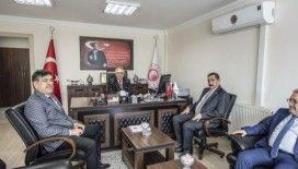 Galip Vidinlioğlu Başkanlık için destek ziyaretlerini sürdürüyor