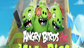 Rovio şirketinin Apple için geliştirdiği yeni Angry Birds oyunu