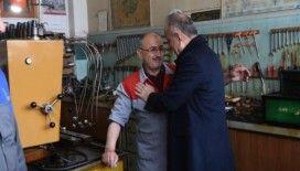 """Kastamonu Belediye Başkanı Babaş; """"Herkes yapacağı işi konuşuyor"""""""