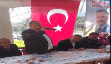 Mersin'de yörükler Cumhur İttifakı için bir araya geldiler