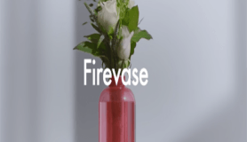 Samsung yangın söndürücü çiçek vazosu üretimini hızlandırıyor