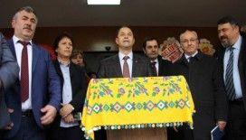 Cide Belediye Başkanı mazbatasını aldı