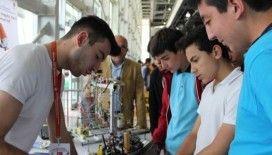 Dünyanın robotları Samsun'da yarışacak