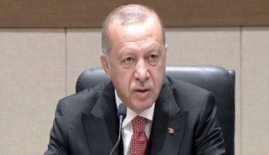 Cumhurbaşkanı Erdoğan, Netanyahu'nun yaptığı her iş uluslararası hukuka aykırıdır