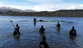Kayıp genç için Ankara'dan özel ekip geldi