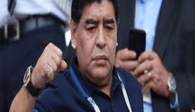 Maradona belgeselinin tanıtımı yapıldı