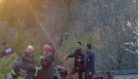 Kastamonu'da Traktör devrildi 1 ölü