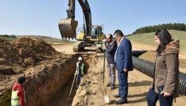 Başkan Çatal, Taşköprü OSB'de incelemelerde bulundu