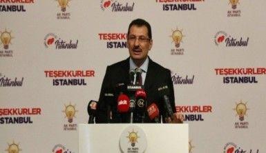 İstanbul'da bir şeyin olmadığını hiç kimsenin iddia etmesi mümkün değil