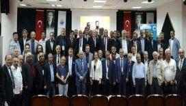 Basın'ın sorunları Sinop'ta ele alındı